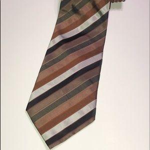 Brioni Vintage Neck Tie 100% Silk Italy